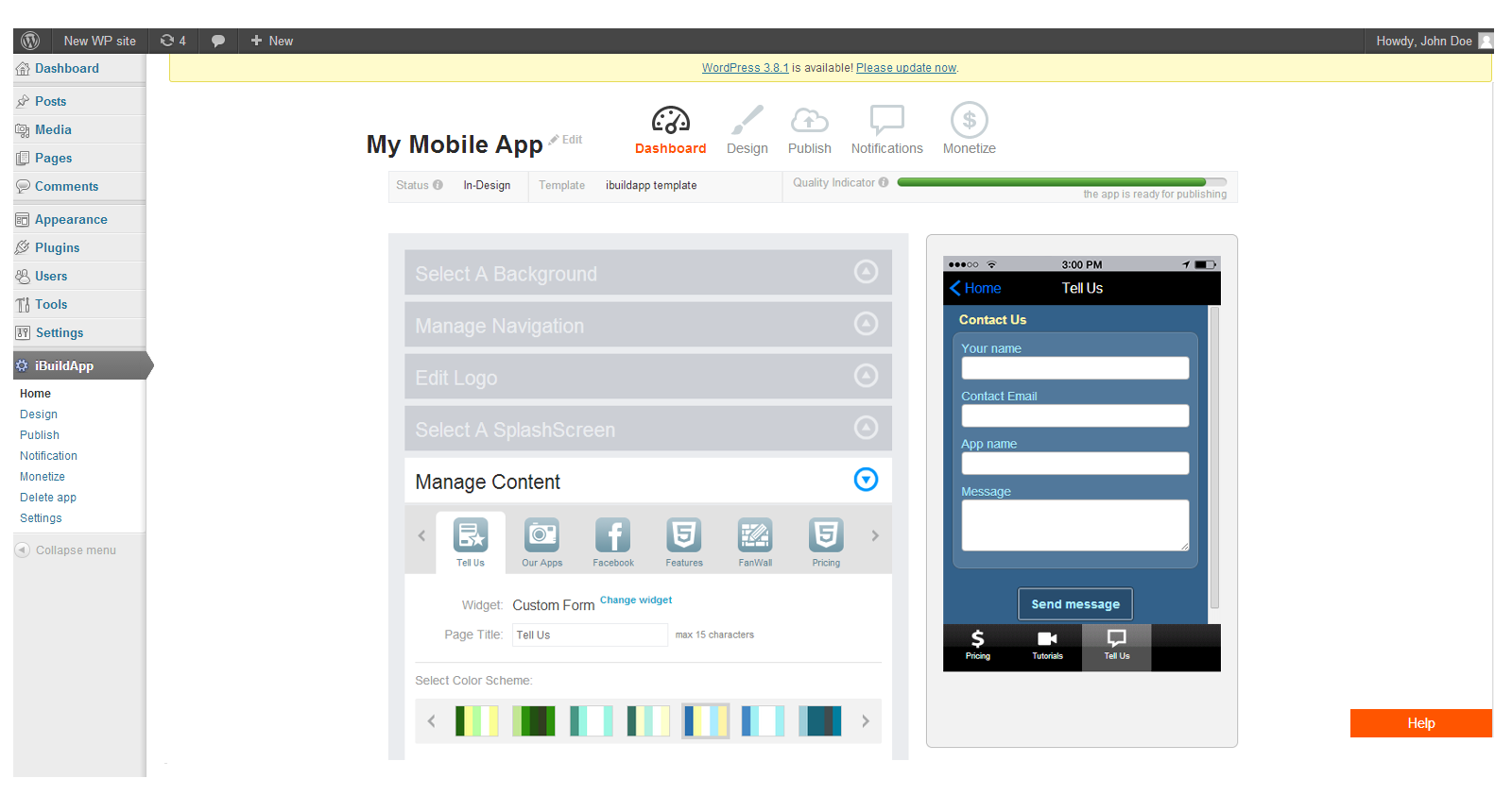 Mobile Commerce Apps For Online Clothing Shoe Stores