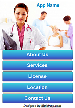 Healthcare Mobile Apps App Templates