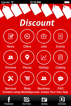 Discount Apps