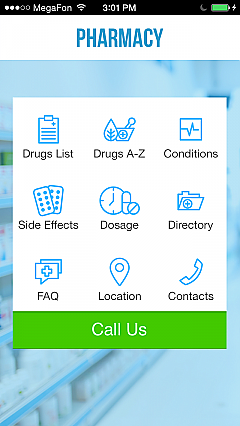 Pharmacy Apps