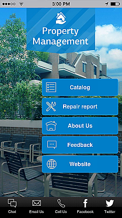 Property Management 2 App Templates