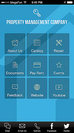 Property Management Company Apps