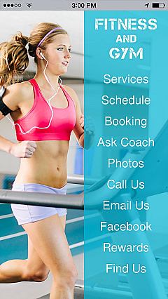 Fitness and Gym App Templates