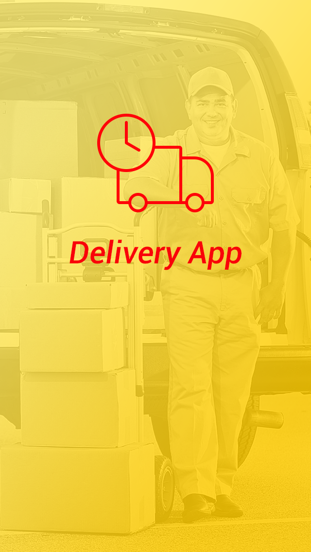 Delivery Tracking App Apps