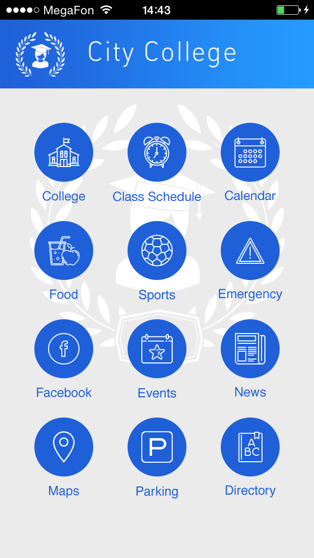 City College Apps