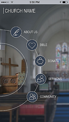 Church Template App Templates